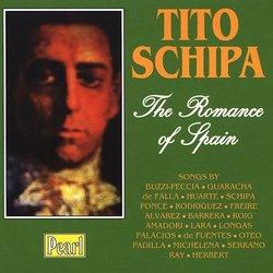Romance Of Spain