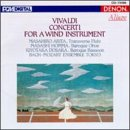 Concerti for a Wind Instrument