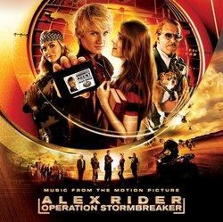 Alex Rider: Operation Stormbreaker [Soundtrack]