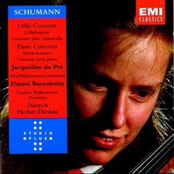Jacqueline du Pré & Daniel Barenboim - Schumann: Cello & Piano Concerto