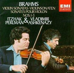Violin Sonatas 1-3