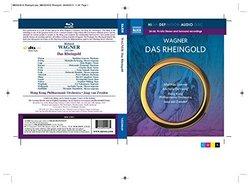 Wagner: Das Rheingold [BluRay Audio]
