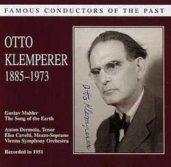 Famous Conductors of the Past: Otto Klemperer, 1885-1973
