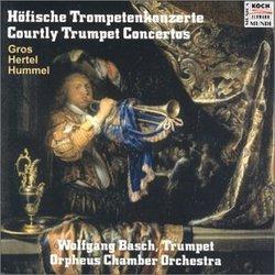 Courtly Trumpet Concertos