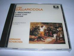 Dallapiccola - Il Prigioniero - Hermann Scherchen (Stradivarius)