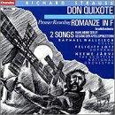 Richard Strauss: Don Quixote / Romanze in F for Cello & Orchestra / 2 Songs (Ruhe, Meine Seele!, Op. 27/1 & Gesang der Apollopriesterin, Op. 33/2)