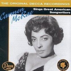 Sings Great American Songwriters