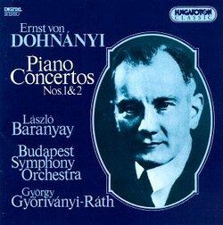 Dohnányi: Piano Concertos