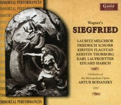 Wagner: Siegfried (Complete) [United Kingdom]