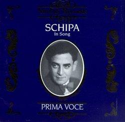 Prima Voce: Schipa in Song
