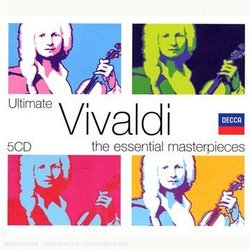 Ultimate Vivaldi: The Essential Masterpieces [Box Set]