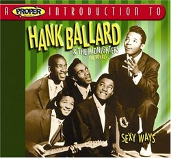 Proper Introduction to Hank Ballard: Sexy Way