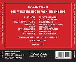 Wagner: Die Meistersinger von Nuernberg [Box Set]