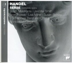 Handel: Serse (Complete)
