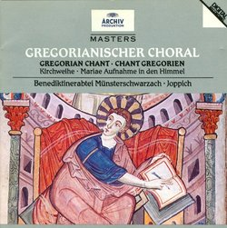 Gregorian Chant: Mass for the Dedication of a Church - The Monk's Choir of Our Lady of Fontgombault / Ambrosian Chant - Chant for Masses - Cappella Musicale of the Duomo of Milan