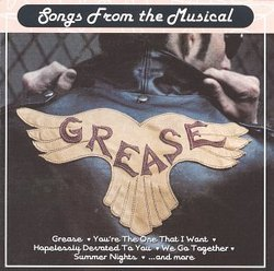 Songs From Grease (1993 London Studio Cast)