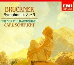Bruckner: Symphonies 8 & 9
