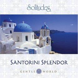 Gentle World: Santorini Splendor