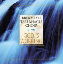 God Is Working: Live