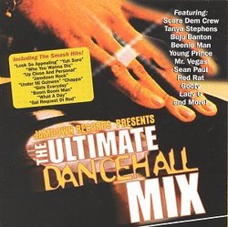 Ultimate Dancehall Mix