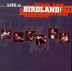 Live At Birdland: Cookin' In Midtown