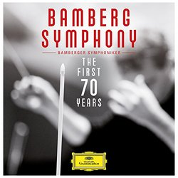 Bamberg Symphony-The First 70 Years [17 CD Box Set]