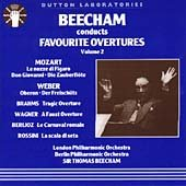 Beecham Conducts Favourite Overtures 2