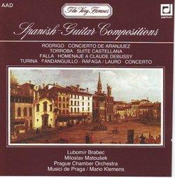 Antonio Lauro: Guitar Concerto / Joaquin Rodrigo: Concierto de Aranjuez