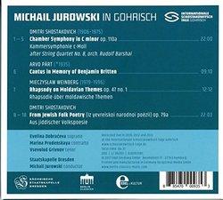 Shostakovich Festival: Michael Jurowski in Gohrisch