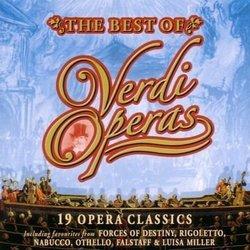 The Best of Verdi Operas