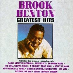 Brook Benton - Greatest Hits [Curb]