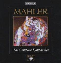 Mahler: The Complete Symphonies (Box Set)
