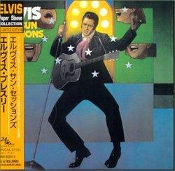 The Sun Sessions (Elvis Paper Sleeve Collection Mini LP 24 Bit 96 khz)