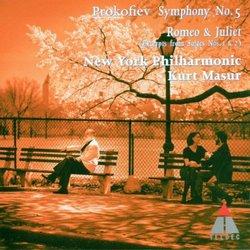 Symphony 5 / Romeo & Juliet Excerpts