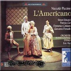 Piccinni - L'Americano / S. Edwards · Ciofi · Colaianni · Donadini · E. Hull