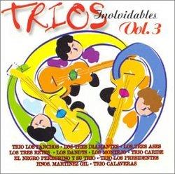 Trios Inolvidables 3