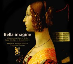 Bella Imagine: Medieval and Renaissance Songs and Dances (Box Set)