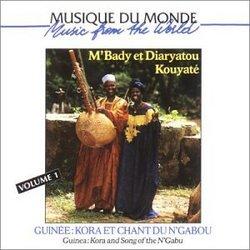 Guinea Kora & Song of