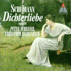 Schumann: Dichterliebe, etc.