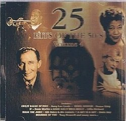 25 Hits of the 50's, Vol. 4