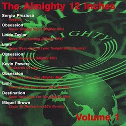 The Almighty 12 Inches - Volume 1