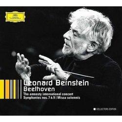 Beethoven: Symphonies Nos. 7 & 9; Missa Solemnis [Box Set]
