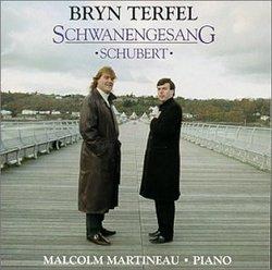 Schubert: Schwanengesang / Terfel