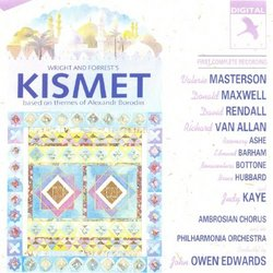 Wright and Forrest's Kismet (First Complete Recording)