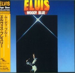 Moody Blue ( Elvis Paper Sleeve Collection Mini LP 24 bit 96 khz )