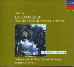 Gaetano Donizetti: La Favorita