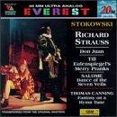 Strauss: Don Juan; Till Eulenspiegels lustige Streiche/Till Eulenspiegel's Merry Pranks; Salome: Dance of the Seven Veils; Canning: Fantasy on a Hymn Tune