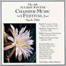 4th Tucson Winter Chamber Music Festival
