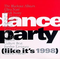Dance Party (Like It's 1998)