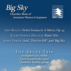 Big Sky: Chamber Music of American Women Composers